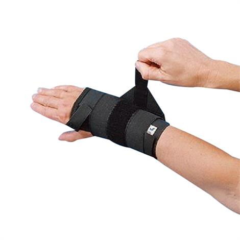 Rolyan Elastic Wrist Support with Tension Strap