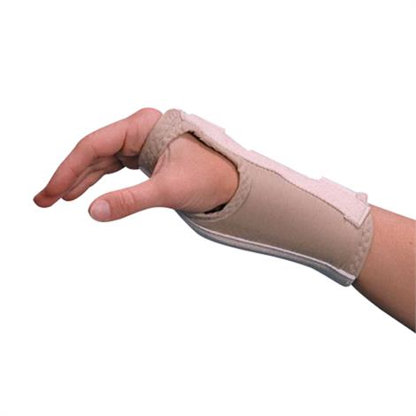 Rolyan Enlarged Thumb Hole D-Ring Wrist Braces
