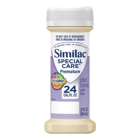 Abbott Similac Special Care 24 Premature Infant Formula With Iron