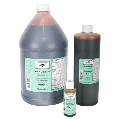 Buy Medline Povidone Iodine Prep Solution