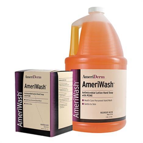 AmeriDerm AmeriWash Lotionized Hand Soap