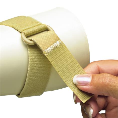 Self-Adhesive D-Ring CushionStrap With Velcro Hook And Loop