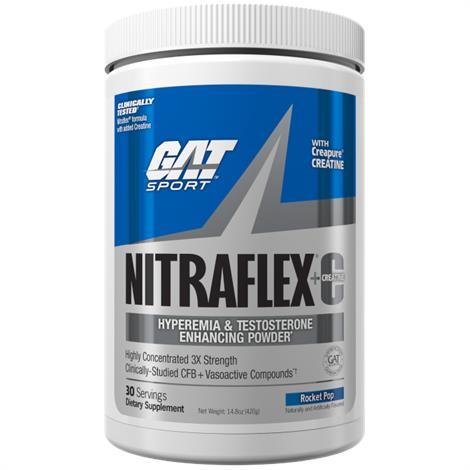 GAT Sport Nitraflex Pluse Creatine Dietary Supplement