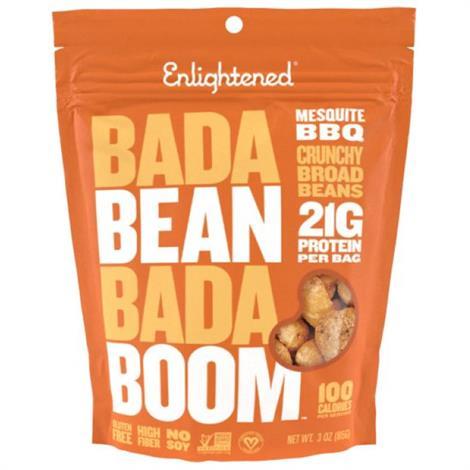 Enlightened Bada Bean Bada Boom Protein Bean Snack