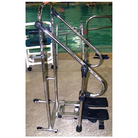 H2OGym Flip N Go Aquatic Stepper