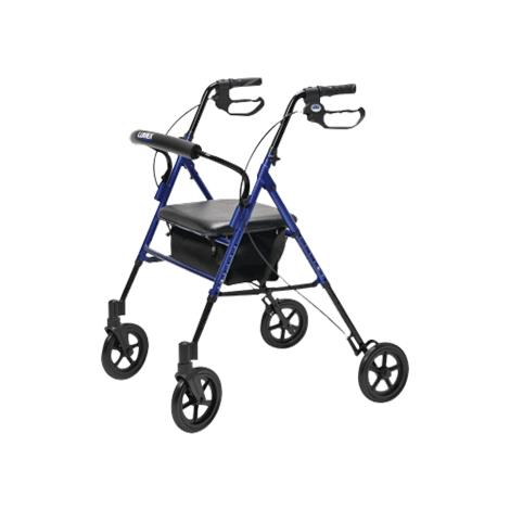 Graham-Field Lumex Set N Go Wide Height Adjustable Rollator