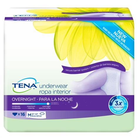 Tena Overnight Protective Underwear - Heavy Absorbency