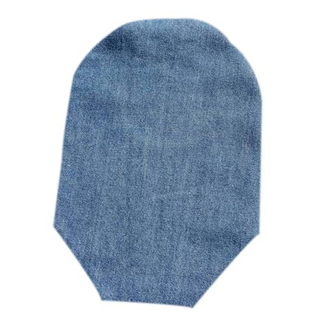C&S Daily Wear Close End Denim Ostomy Pouch Cover