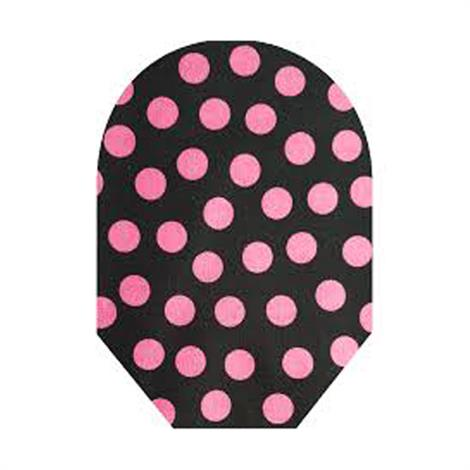 C&S Daily Wear Close End Pink Polka Dot Ostomy Pouch Cover