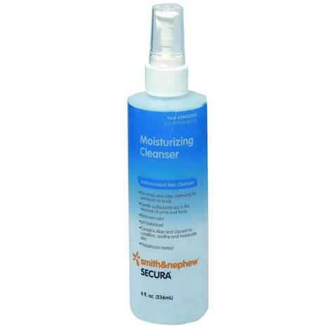 Smith & Nephew Secura Moisturizing Antimicrobial Skin Cleanser