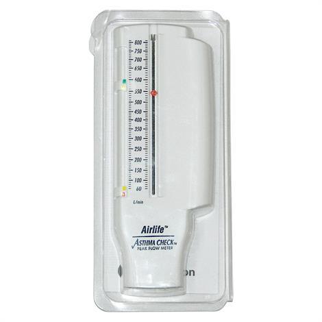 Buy CareFusion AirLife AsthmaCheck Peak Flow Meter