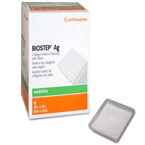 Buy Smith & Nephew Biostep Ag Collagen Matrix Dressing with Silver
