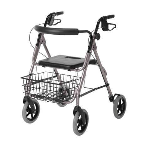 Guardian Deluxe Rollators With 8 Inches Wheels