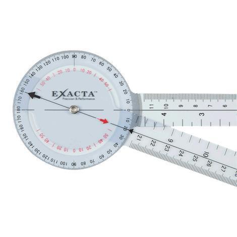Buy Exacta Transparent International Goniometer For large Joints