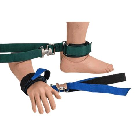 Humane Restraint Polypropylene Limb Holder