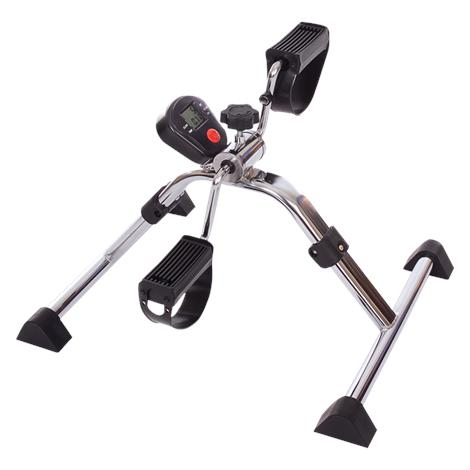 Essential Medical Folding Steel Pedal Exerciser