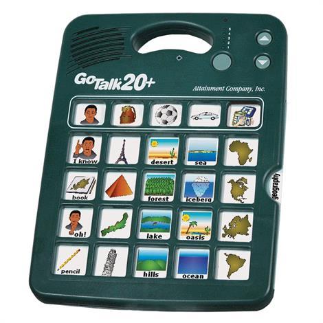GoTalk 20+ Communicator