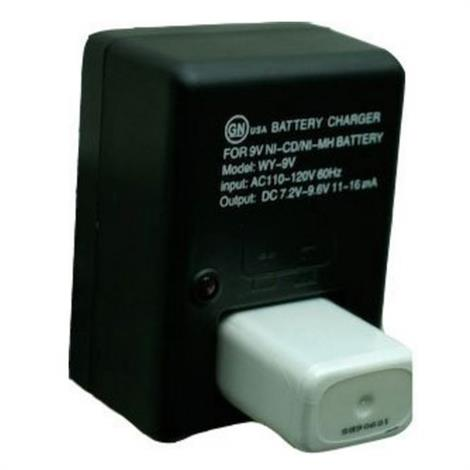 BioMedical NiMH 9 Volt Battery Charger