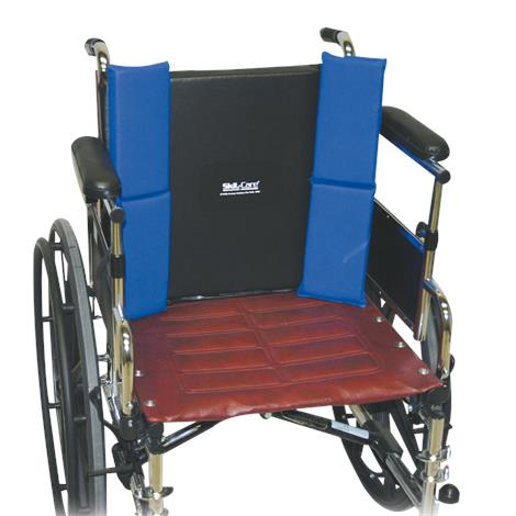 Skil-Care Lateral Or Lumbar Support With Vinyl Cover