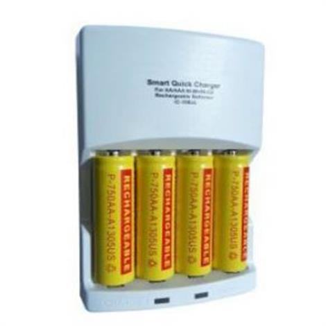 BioMedical NiMH AA Battery Charger