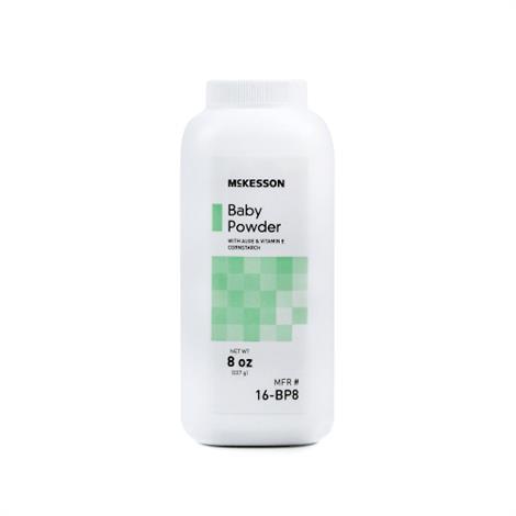 Mckesson Cornstarch Baby Powder
