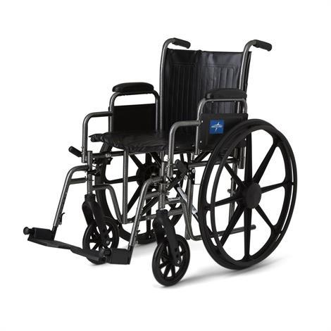 Medline K2 Basic Wheelchair