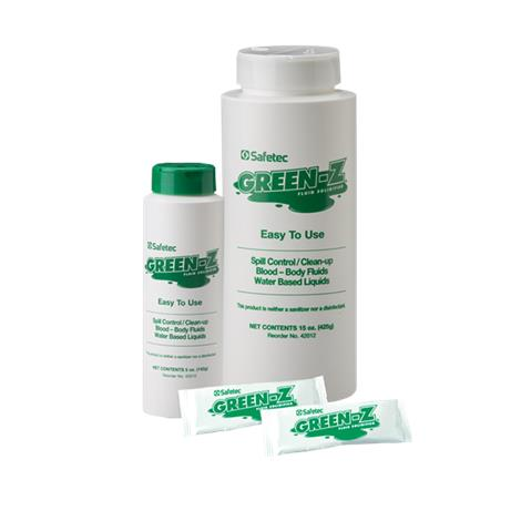 Safetec Green Z Spill Control Solidifier