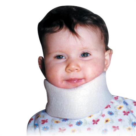 Bilt-Rite Pediatric Cervical Foam Collar