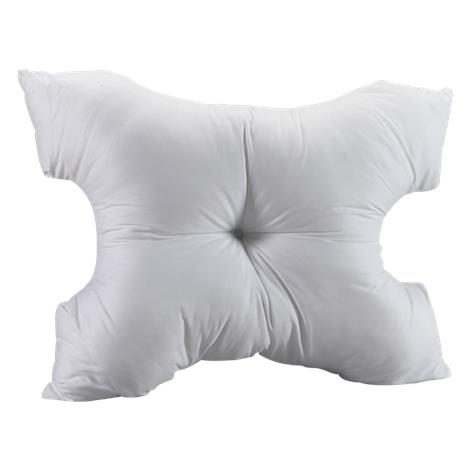Bilt-Rite CPAP White Pillow With Cover