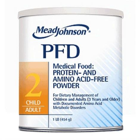 Mead Johnson PFD 2 Protein And Amino Acid-Free Diet Powder