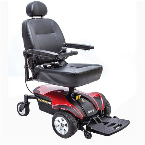 Pride Jazzy Sport 2 Power Chair