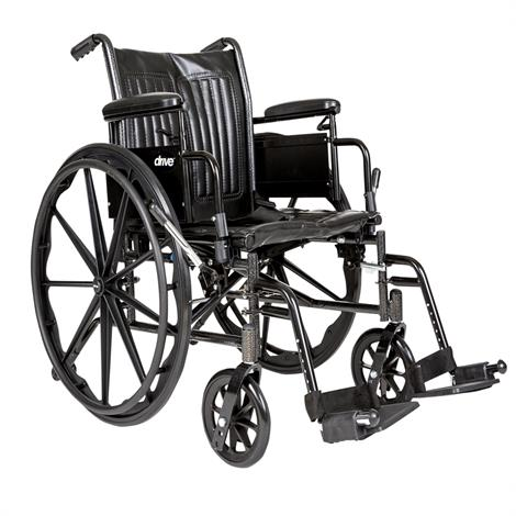 Drive Cruiser II Standard Hemi Wheelchair