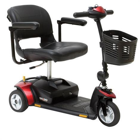 Pride Go-Go Elite Traveller Three Wheel Scooter
