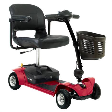 Pride Go-Go Ultra X Four Wheel Scooter