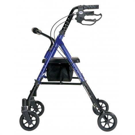 Graham Field Lumex Set N Go Height Adjustable Rollator