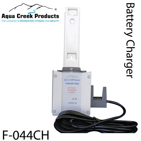 Aqua Creek Battery Charger