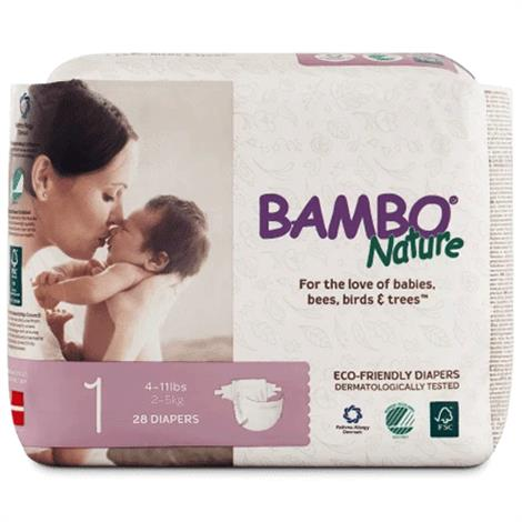 Buy Abena Bambo Nature Disposable Baby Diaper