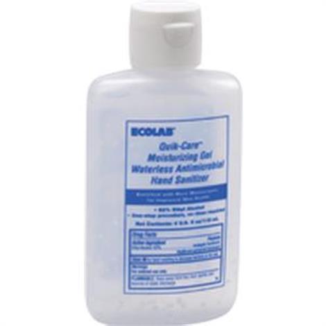 Ecolab Quik-Care Moisturizing Gel Waterless Antimicrobial Hand Sanitizer