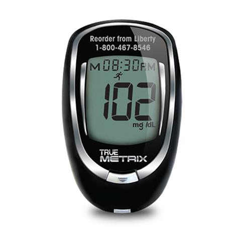 Trividia True Metrix Air Self-Monitoring Blood Glucose Meter