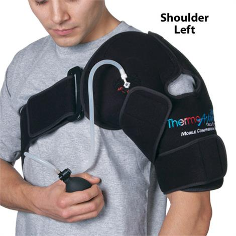 ThermoActive Cold And Hot Mobile Compression Therapy Shoulder Support