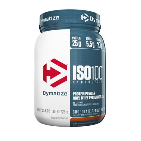Dymatize ISO100 Protein Powder Dietary Supplement