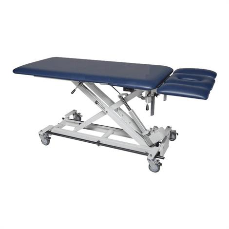 Armedica AM-BAX2500 Two Section Hi-Lo Treatment Table With Bar Activator