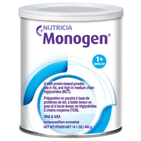Nutricia Monogen Milk Protein Based Powder