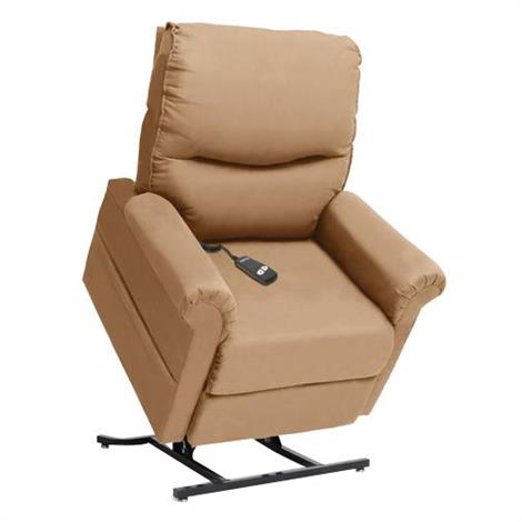 Pride Essential Three Position Full Recline Chaise Lounger