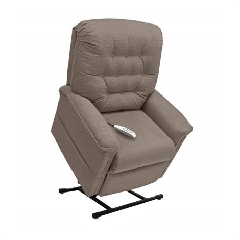 Pride Heritage Three Position Full Recline Chaise Lounger