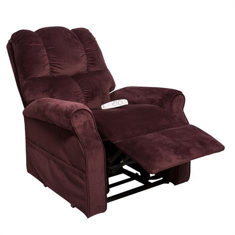 Pride Home Decor NM-225 Split Back Three Position Chaise Lounger