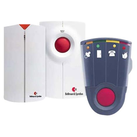 Bellman Visit Value Pack With Vibrating Pager and Visual Flash Receiver