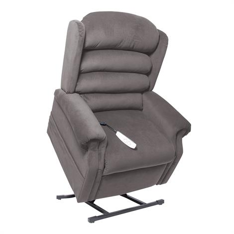 Pride Home Decor NM-435M Medium Waterfall Back Three Position Chaise Lounger