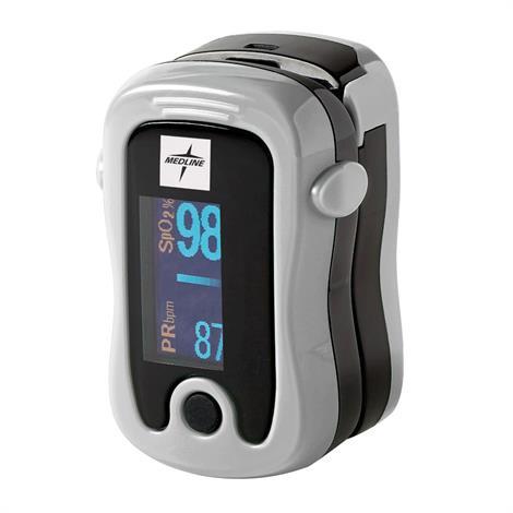 Medline PulSTAT Finger Pulse Oximeter