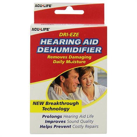 Buy Acu-Life Dri-Eze Hearing Aid Dehumidifier